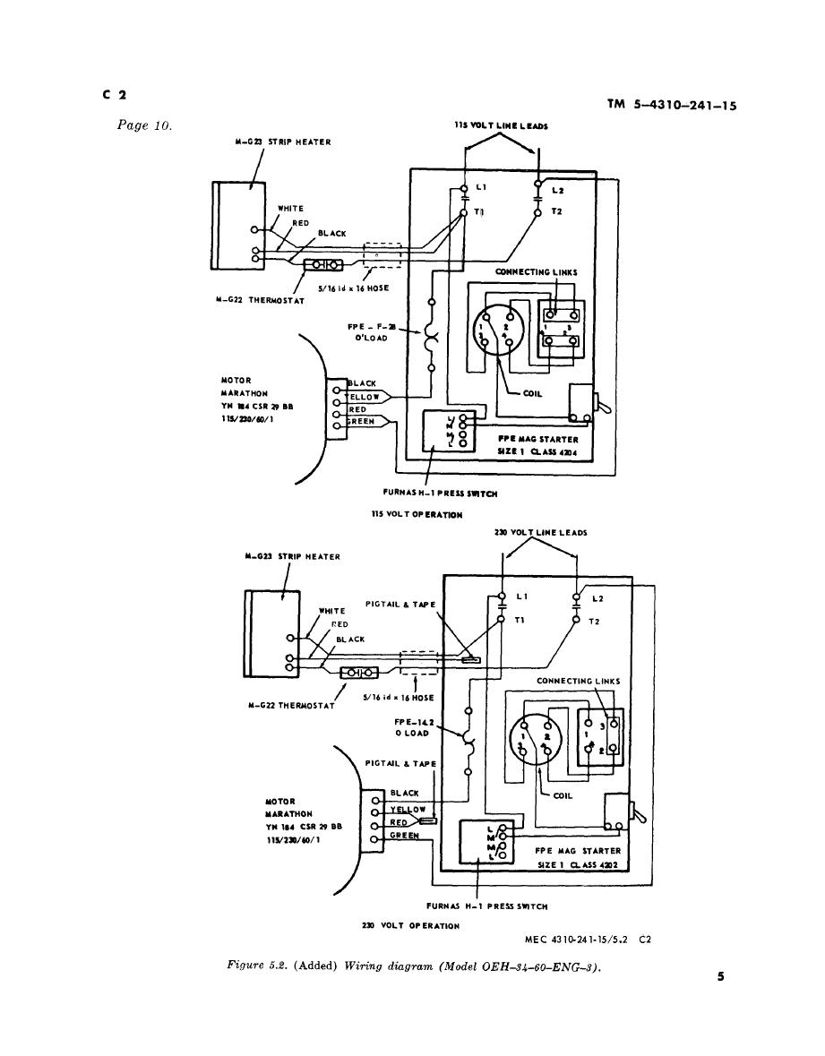 Compressor Wiring Diagrams Daily Update Diagram Single Phase Schematics Champion Get Free Image About With Start Capacitor