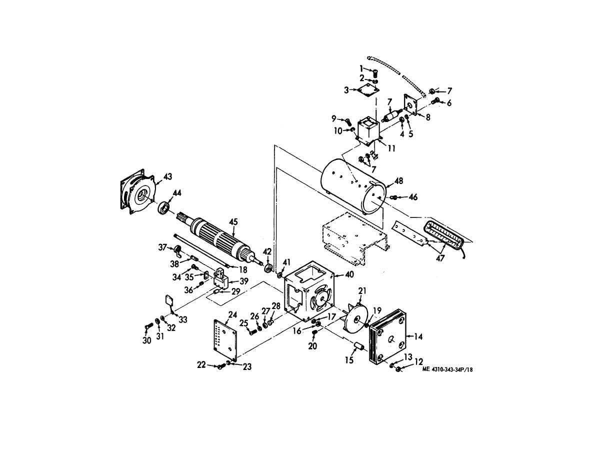 Electric Motor Components Electric Motor Components