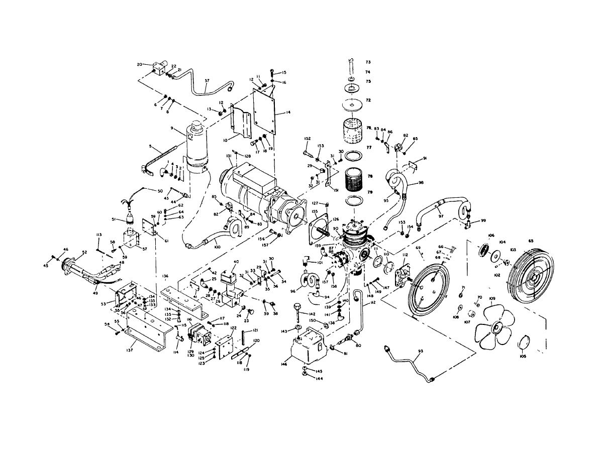 Figure 6 1 Compressor Exploded View Switch Diagram Moreover Pin Toggle Wiring Also