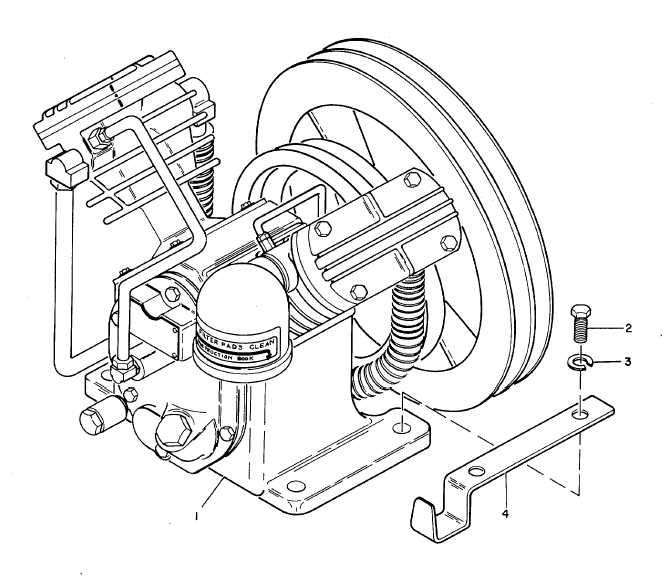 figure 6  bare air compressor