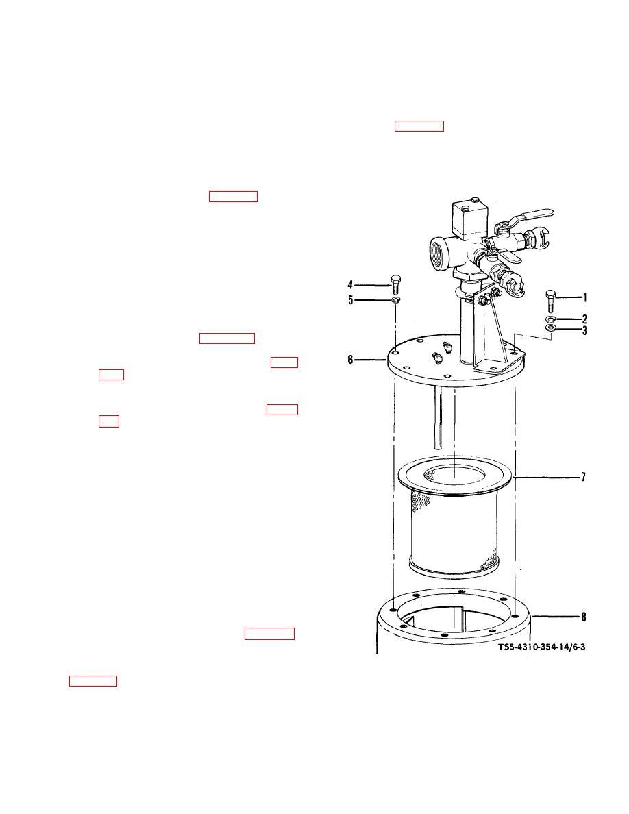 oil separator element