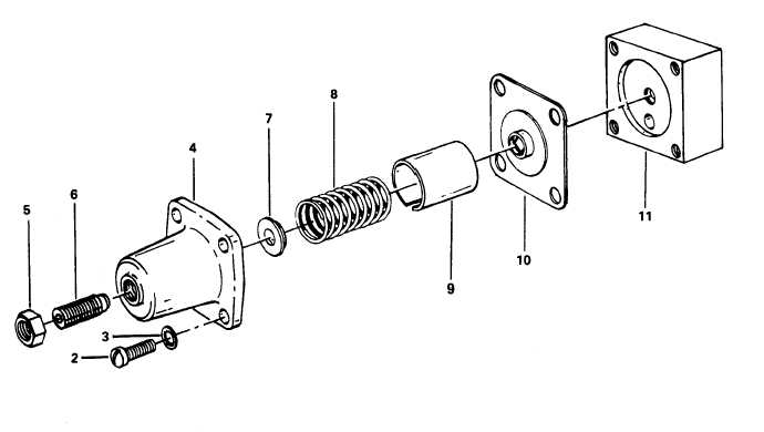 Figure 42 Air Pressure Regulator Assembly