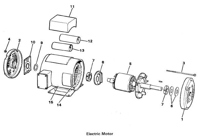 motor parts emerson electric motor parts rh motorpartskaetame blogspot com Emerson Electric Motor Catalog doerr emerson electric motor wiring diagram