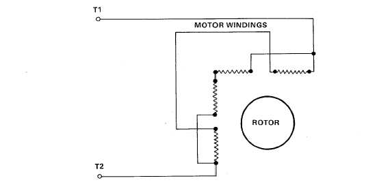 correct wiring for 3 wire single phase motor – electrical,