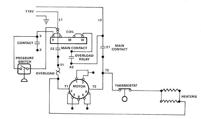 TM 5 4310 384 13_16_1 motor wiring diagram diagram wiring diagrams for diy car repairs compressor motor wiring diagram at crackthecode.co