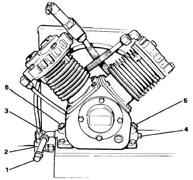 compressor oil filter lube oil filter wiring diagram