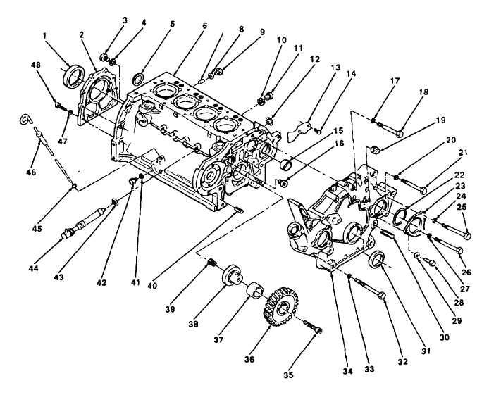 Engine Block Repair Cont